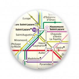 Métro - Saint-Lazare