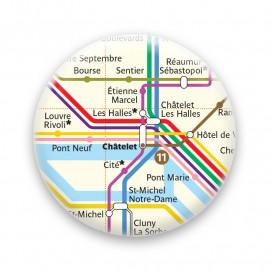 Métro - Châtelet