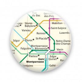 Métro - Montparnasse