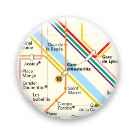 Métro - Gare d'Austerlitz