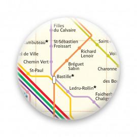 Métro - Bastille