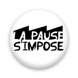 La pause s'impose