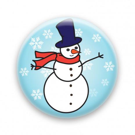 Happy Snowman !