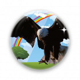 Over the rainbow - Eagle