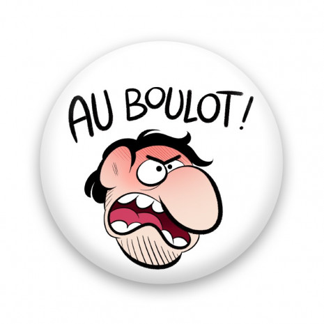 """Joffrey """"Au boulot !"""""""