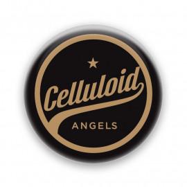Celluloid Angels Noir et doré