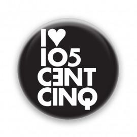 I love CENTCINQ